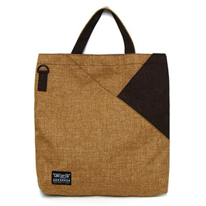 CANBYBI/캔바이비 에코백 2WAY1 Bag-Brown