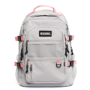 네이키드니스 ABSOLUTE BACKPACK / GRAY PINK